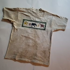 Vintage | 1990's Vermont Souvenir Single Stitch T
